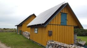 Few houses even had a solar panels
